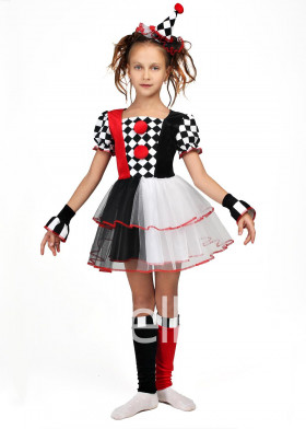 Карнавальный костюм Подружка Джокера