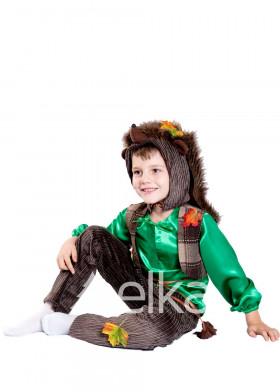 Карнавальный костюм Ежика
