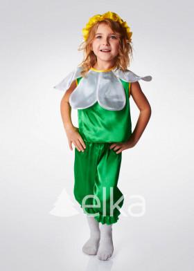 Карнавальный костюм Цветочек Ромашка