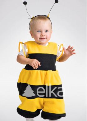 Карнавальный костюм Пчелка мини