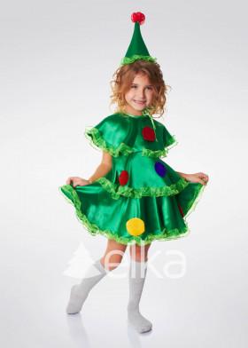 Карнавальный костюм Новогодняя елка
