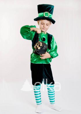 Карнавальный костюм Лепрекон
