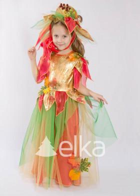 Карнавальный костюм Золотая Осень