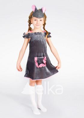 Карнавальный костюм Мышонка детский