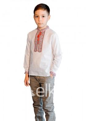 Детская вышиванка для мальчика Полтавская