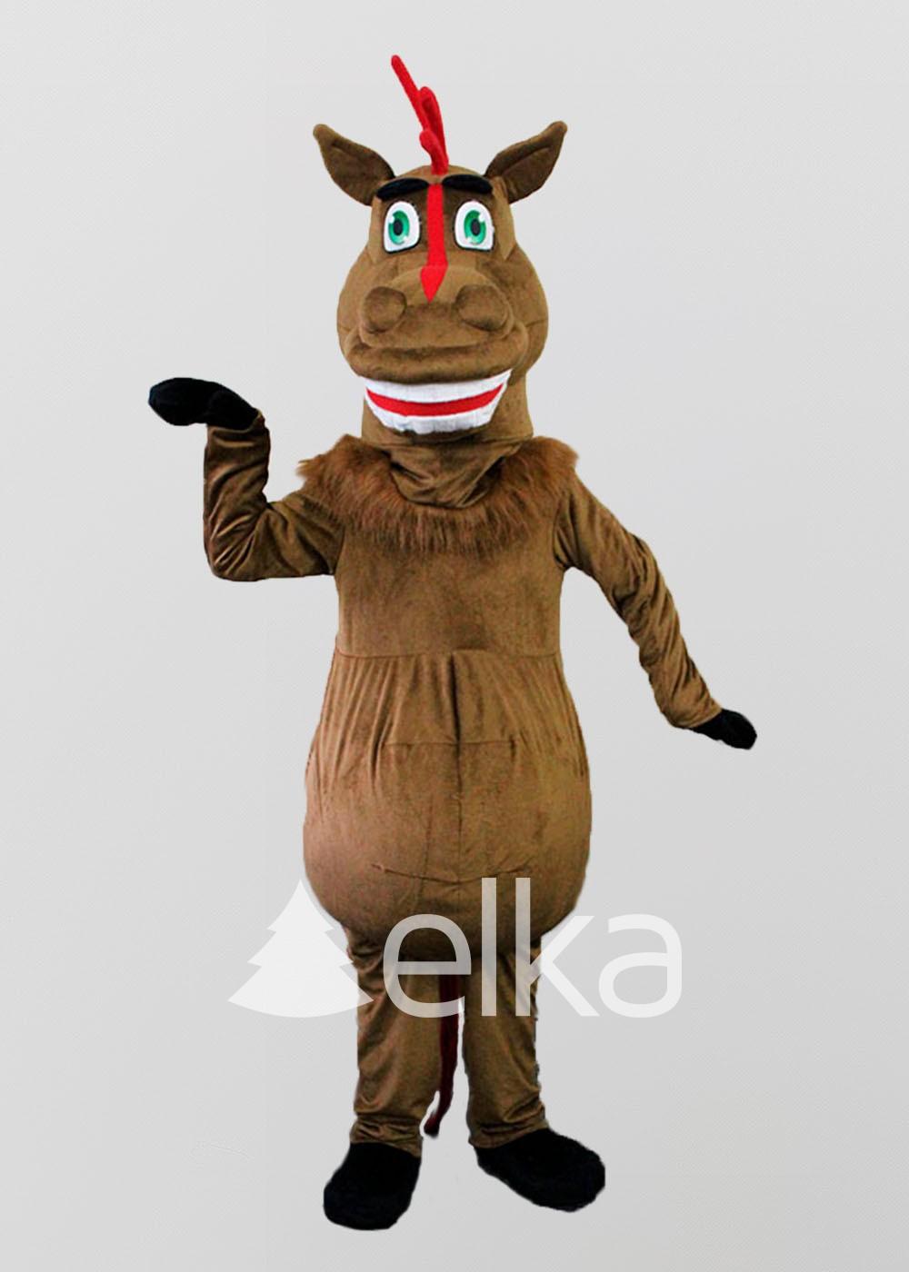 Ростовая кукла Конь
