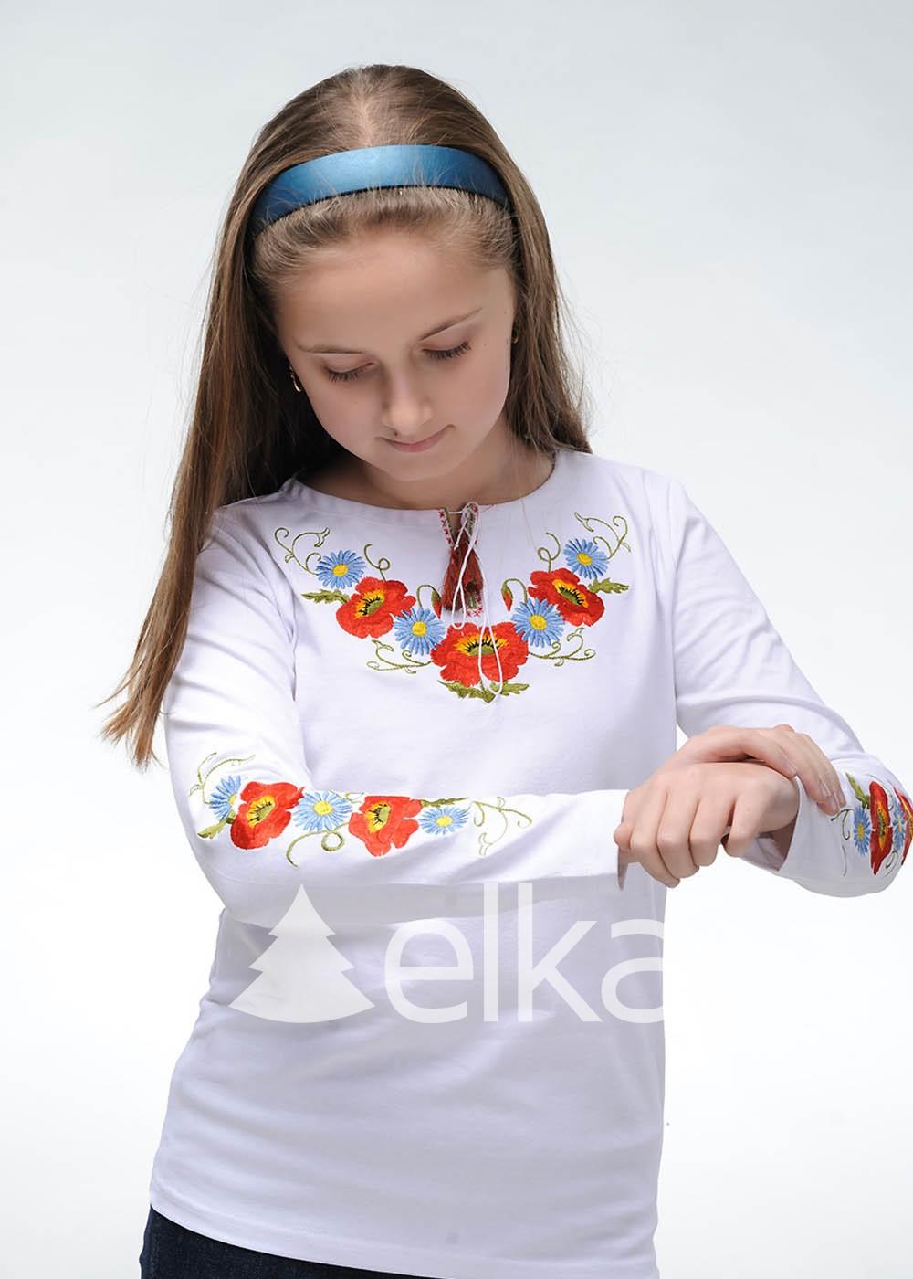 Кофта вышиванка Ужгородская