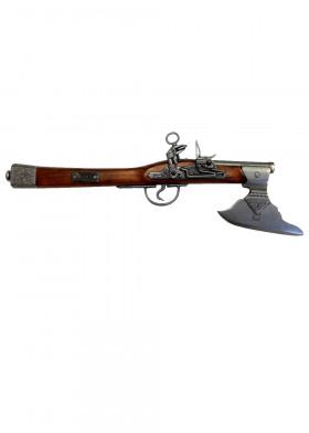 Пистолет - топор Германия XVII в.