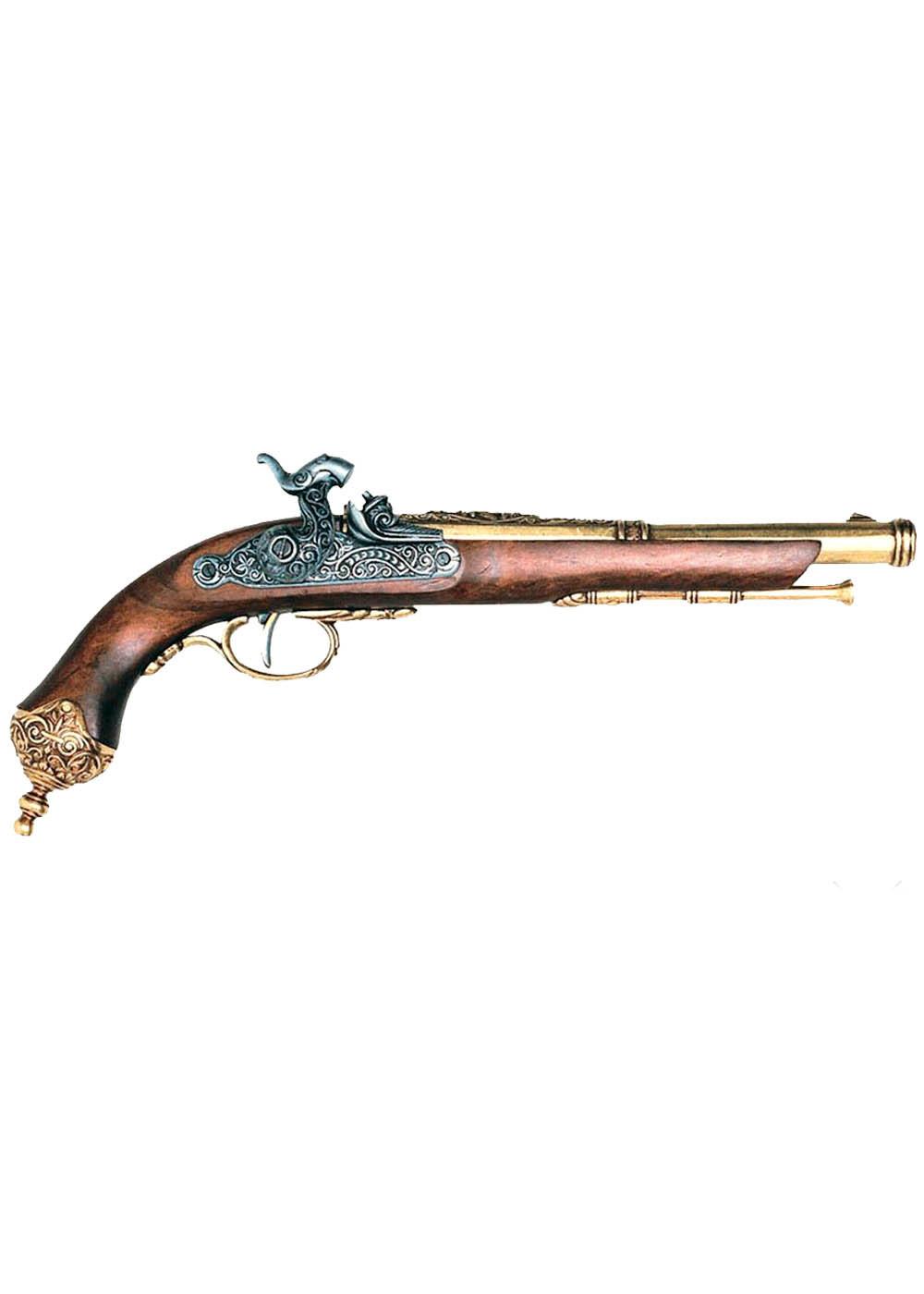 Перкуссионный пистолет, Брешиа (Италия), 1825 г.