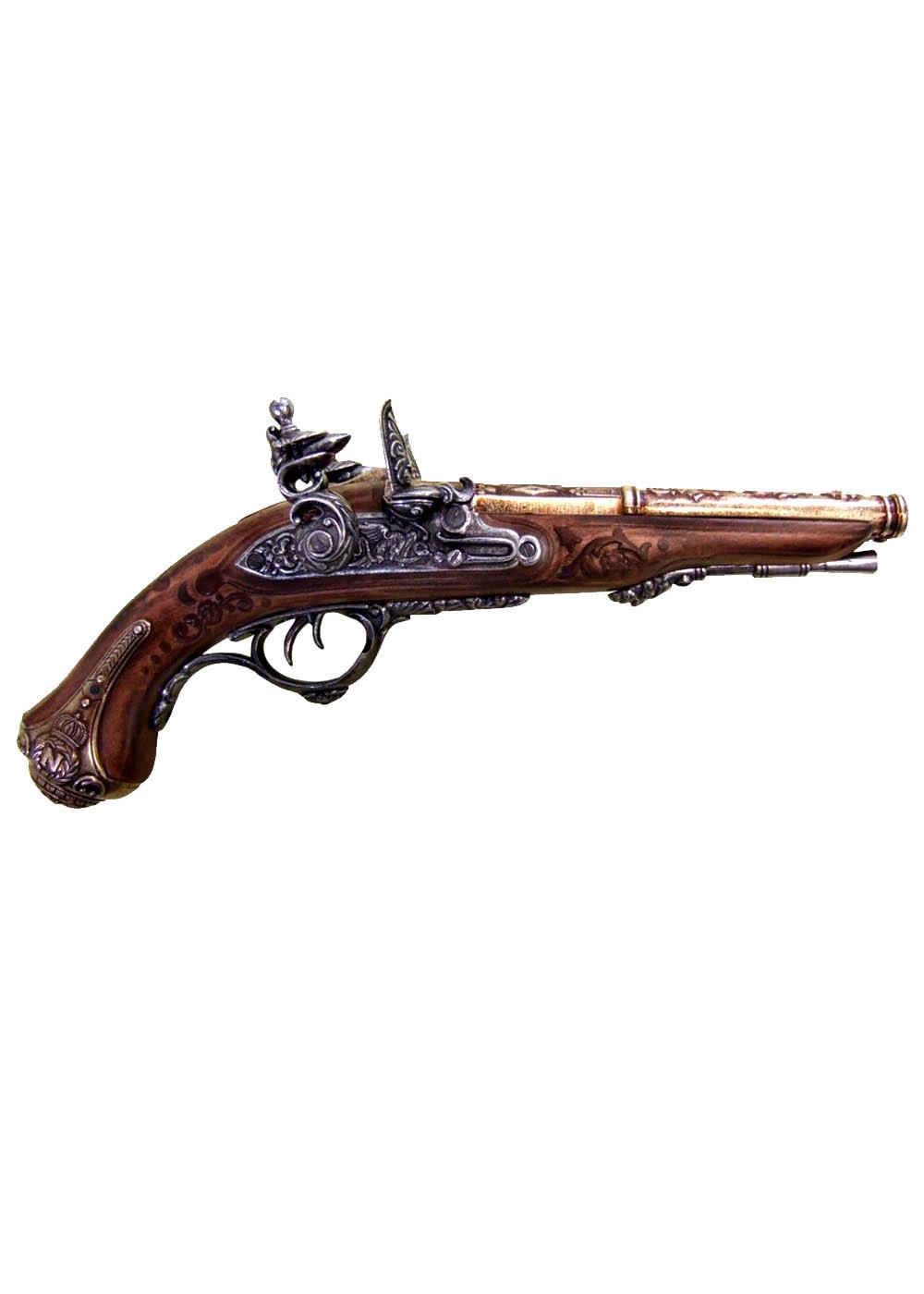 Двуствольный пистолет Наполеона, Франция 1806 г.