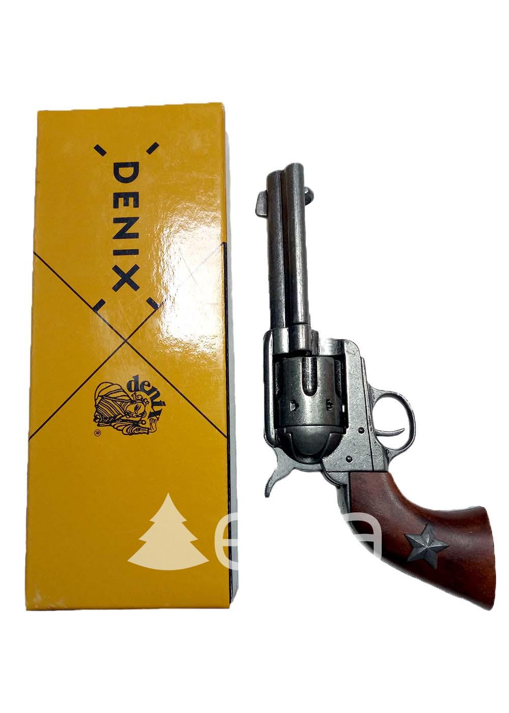 """Револьвер Миротворец  45-го калибра 4.75"""", США 1873 г."""