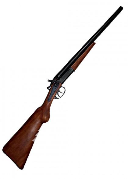 Двуствольное ружье Уайетта Эрпа, США 1868 г.