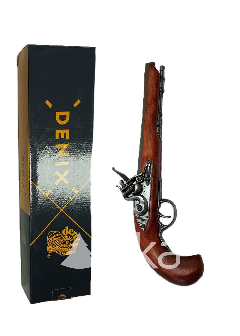 Пистолет Кентукки, США, XIX в.