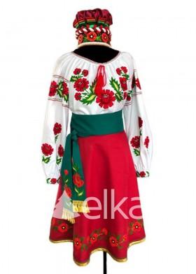 Национальный костюм Украинка