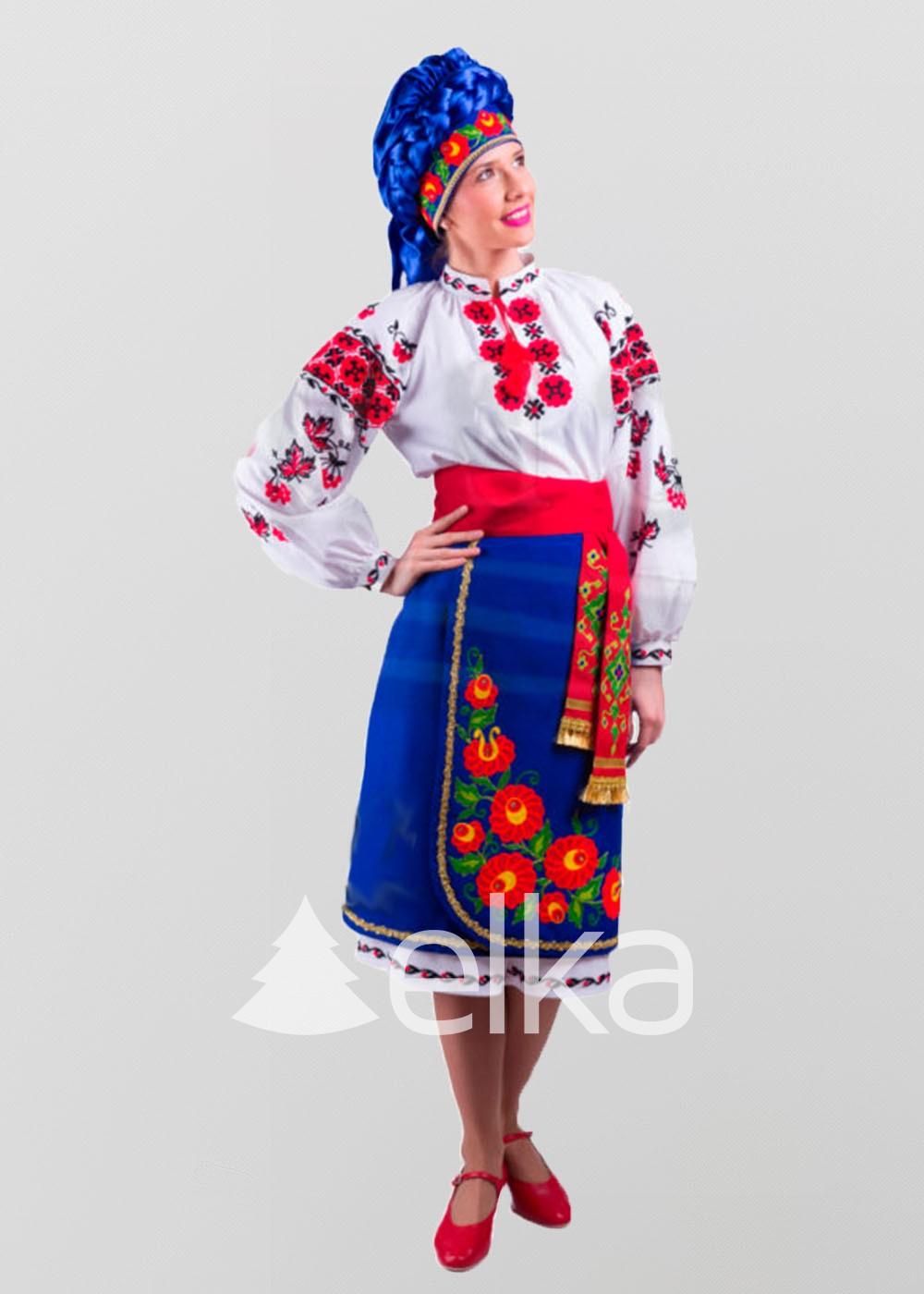 Национальный костюм Наследие
