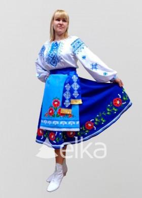 Национальный костюм Грация