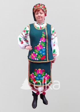 Национальный костюм Нация