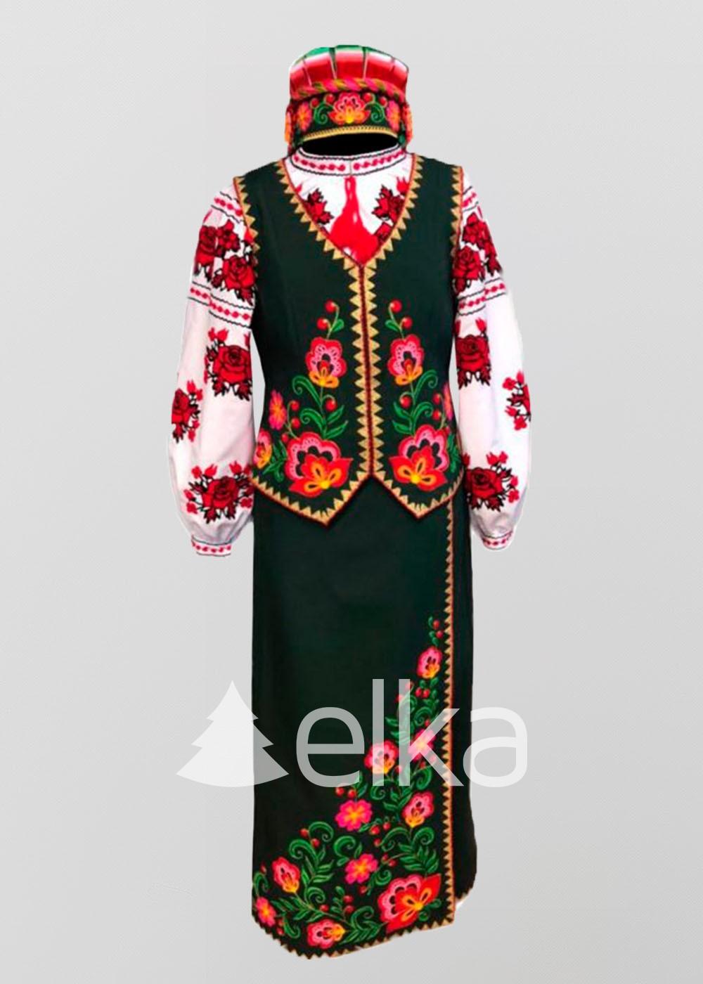 Национальный костюм Роза