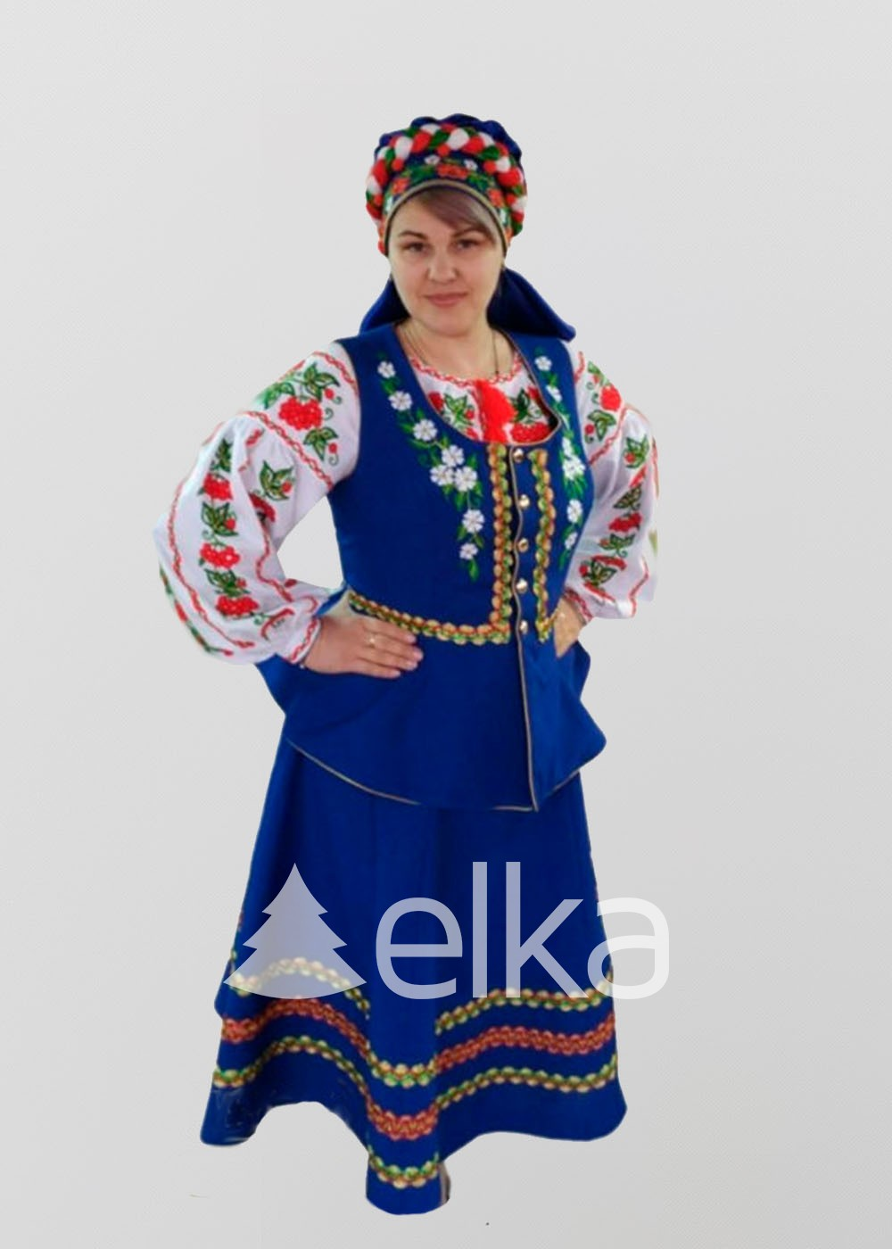 Национальный костюм Подолянка