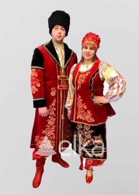 Национальный костюм Гуцульщина