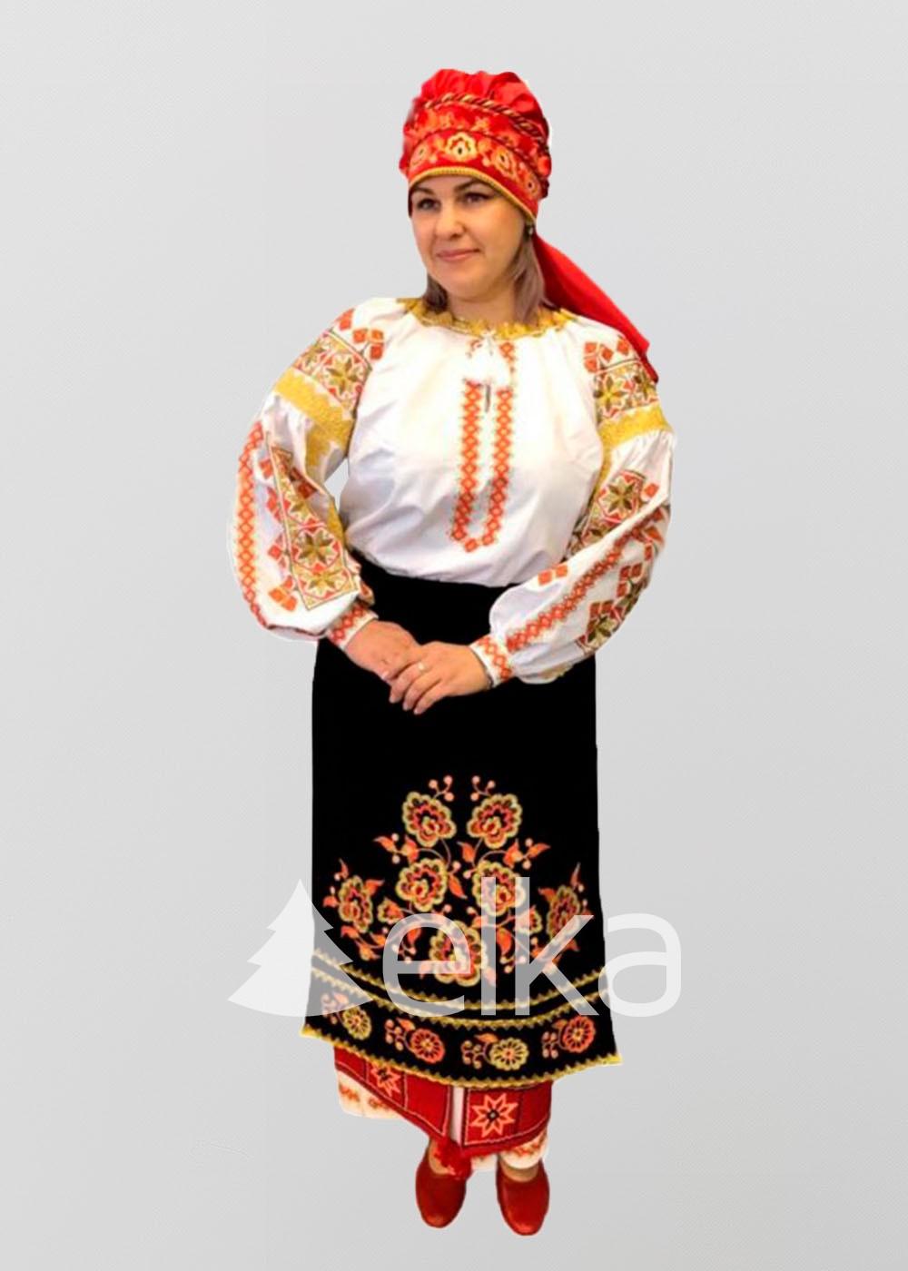 Национальный костюм Хуторянка