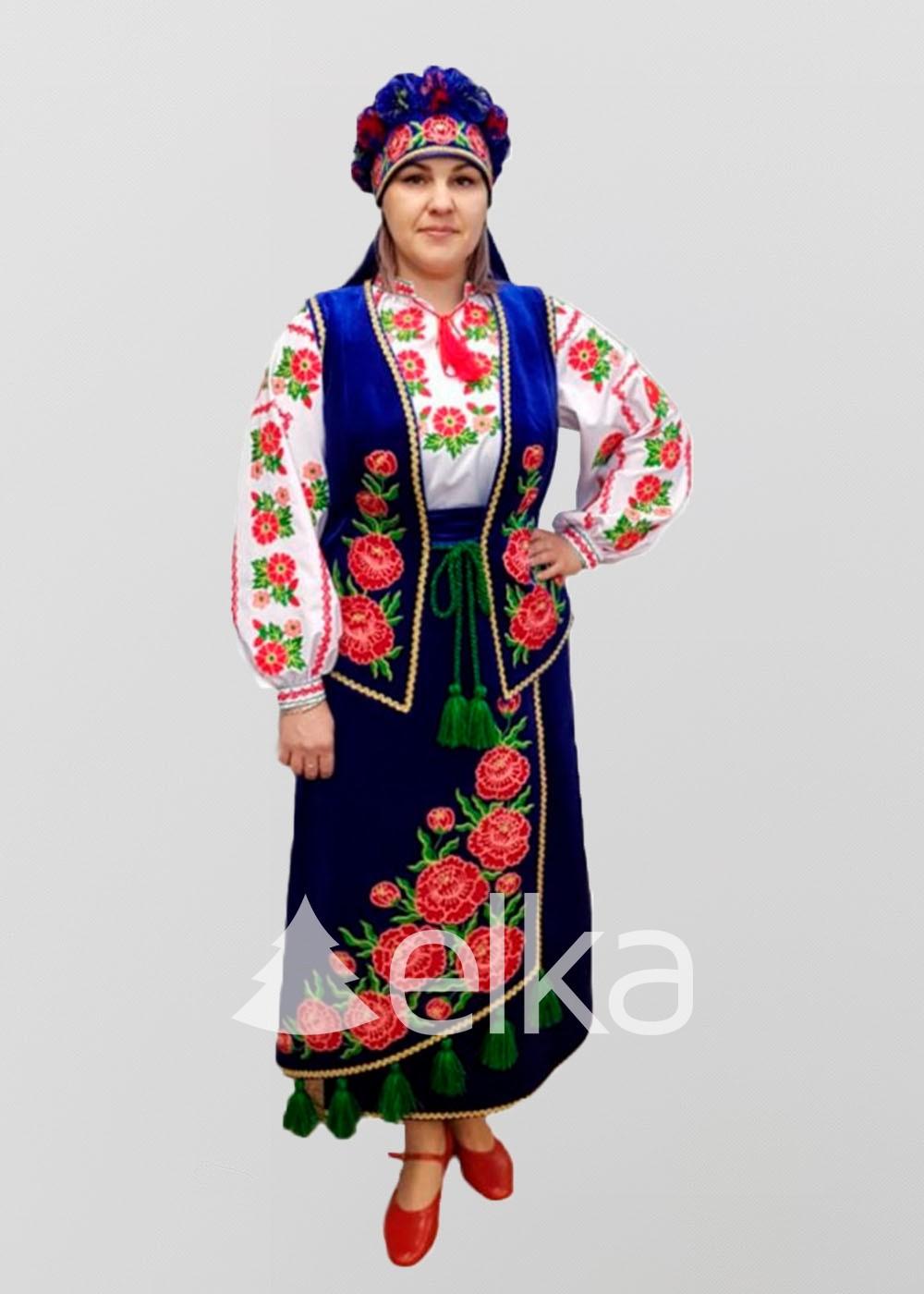 Украинский наряд
