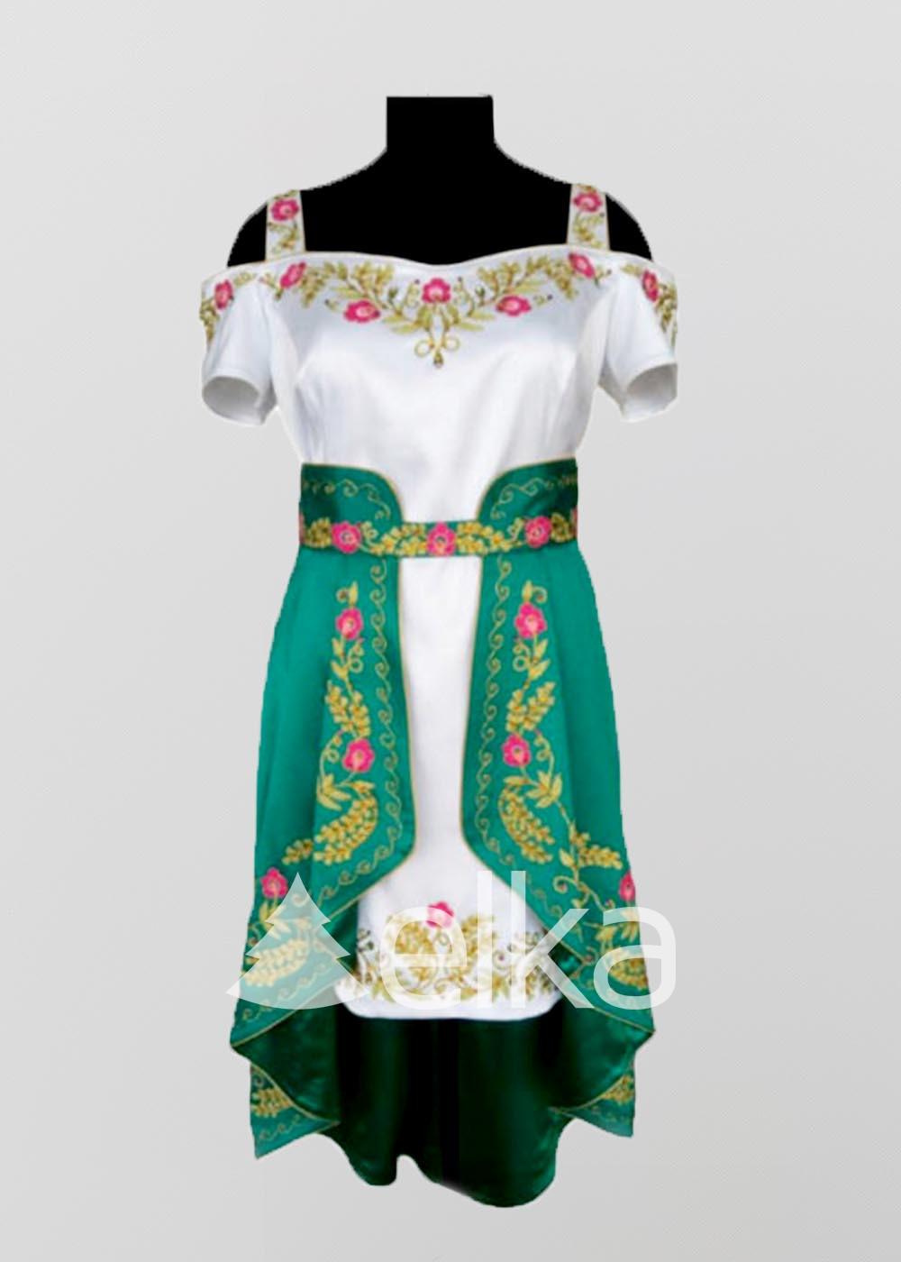 Украинский стилизованный костюм