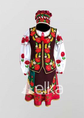 Национальный костюм украинский