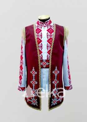 Народный костюм мужской