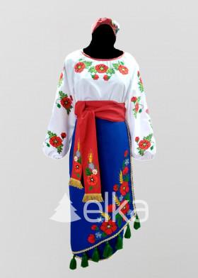 Сценический украинский костюм
