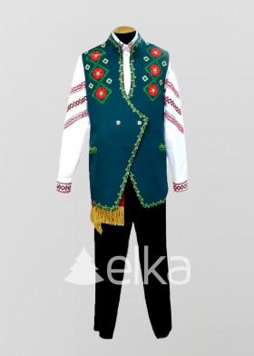 Украинский национальный костюм мужской