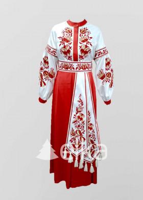 Народный костюм Украины женский