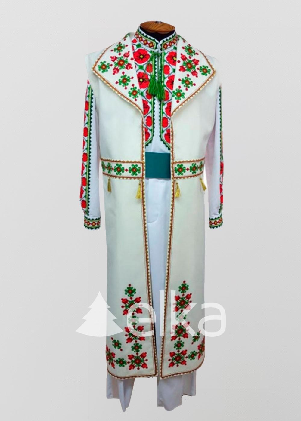 Национальный костюм Баса