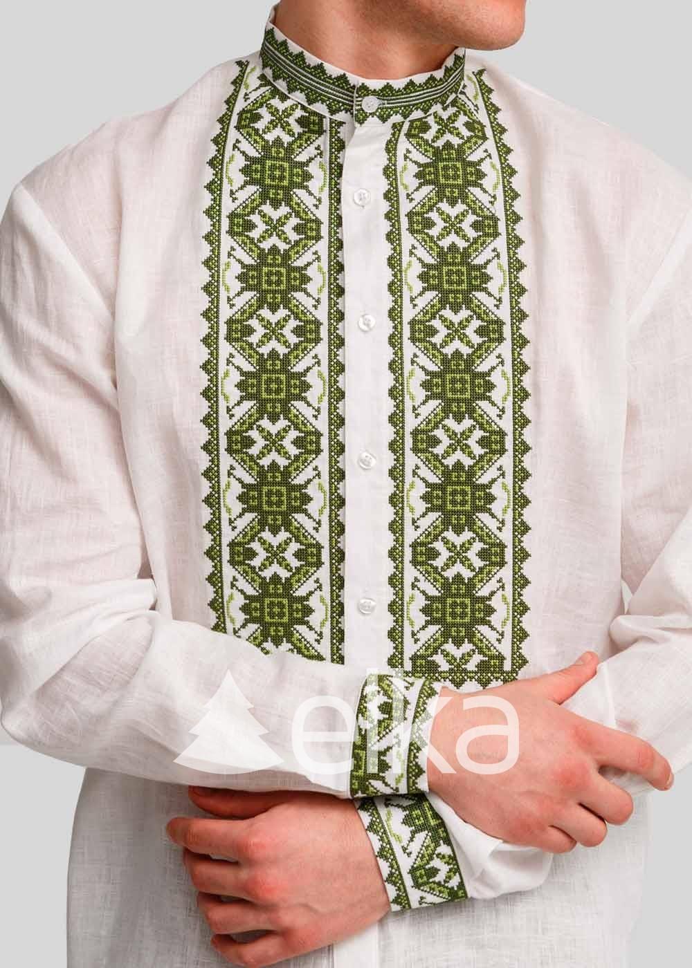 Мужская вышиванка Наследие