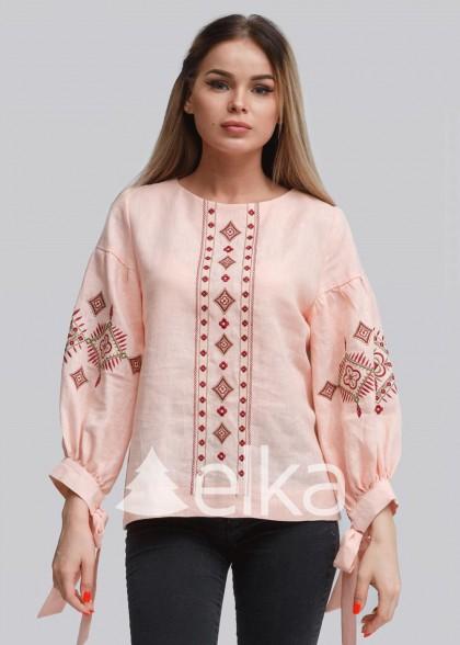 Женская вышиванка Розали