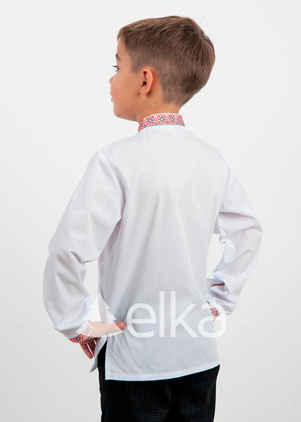 Вышиванка для мальчика Этно