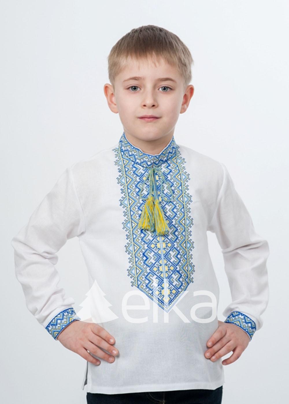 Детская вышиванка национальная