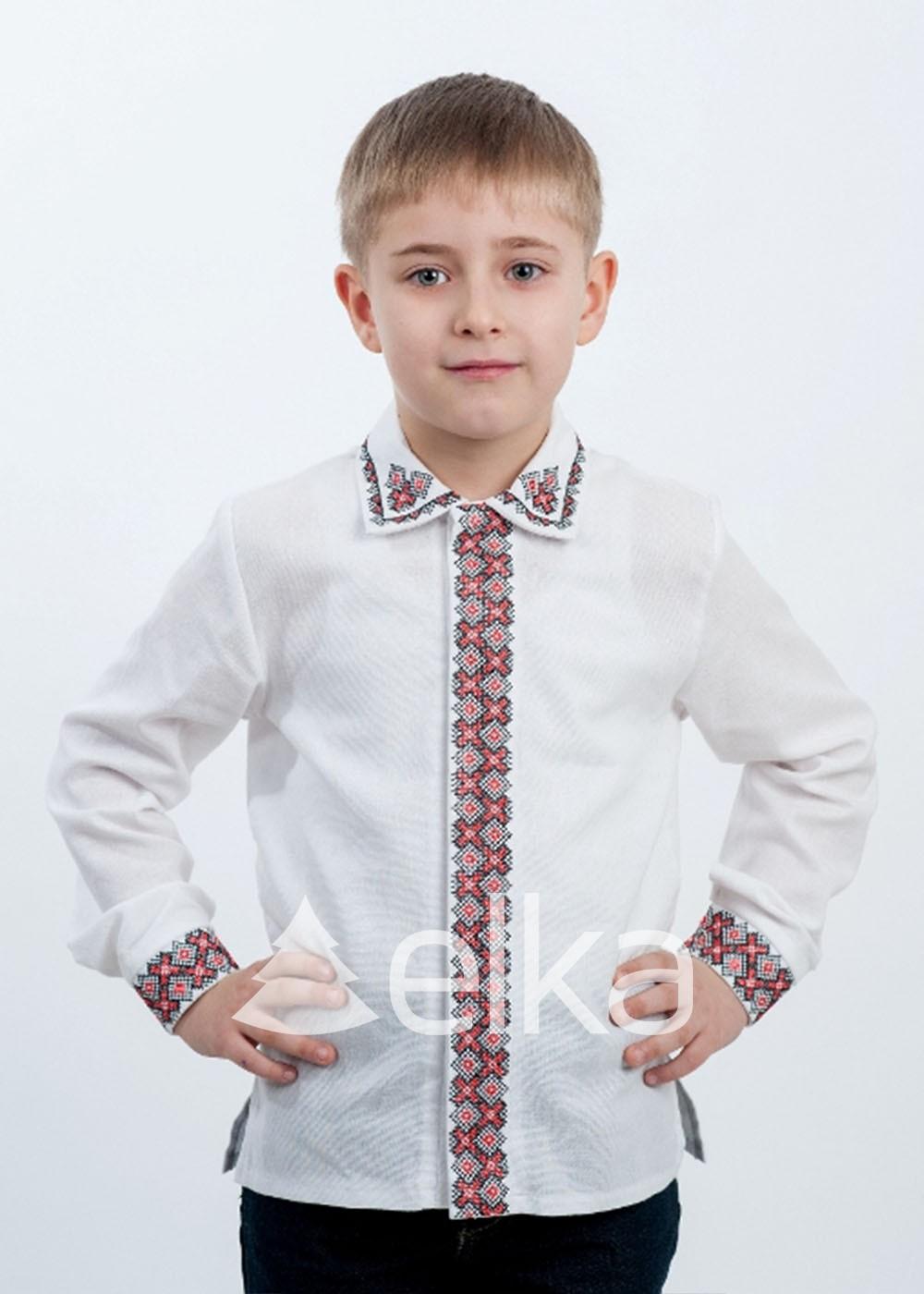 Детская вышиванка Богуславка