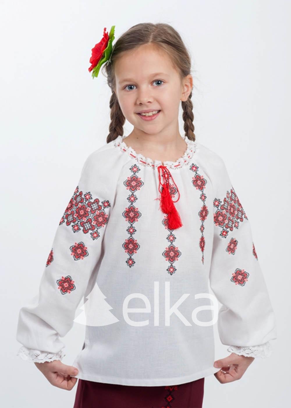 Детская вышиванка Харьковская