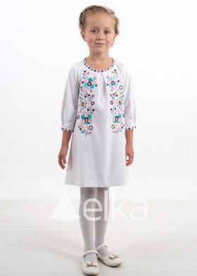 Платье вышиванка праздничное