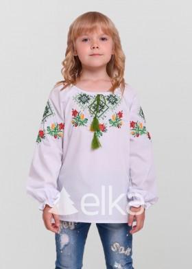 Детская вышиванка Киевская