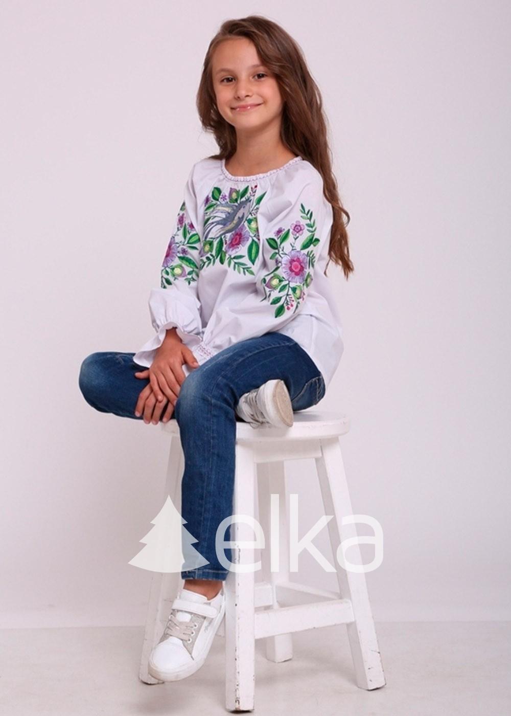 Детская вышиванка Крымская