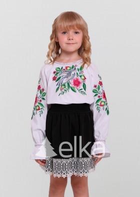 Детская вышиванка Весна