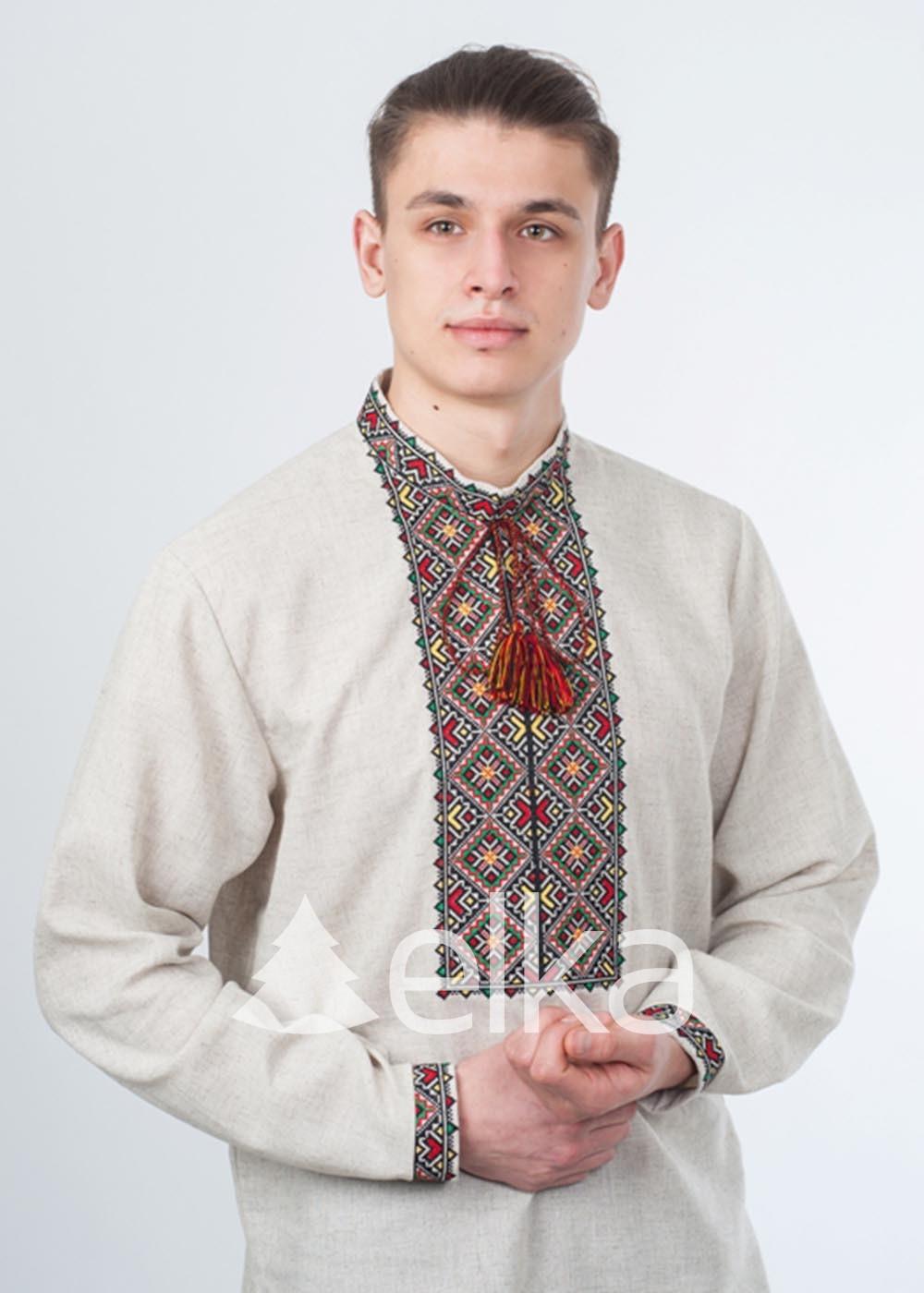 Вышиванка кировская