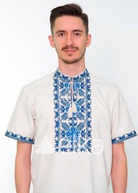 Мужская вышитая рубашка Традиция