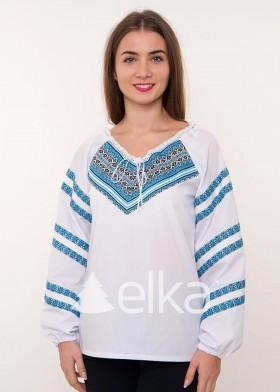 Женская вышиванка Черниговская