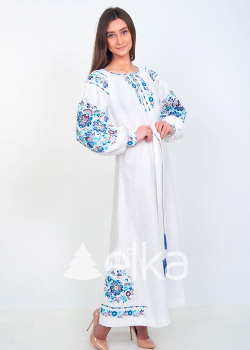 Платье вышиванка Подольская