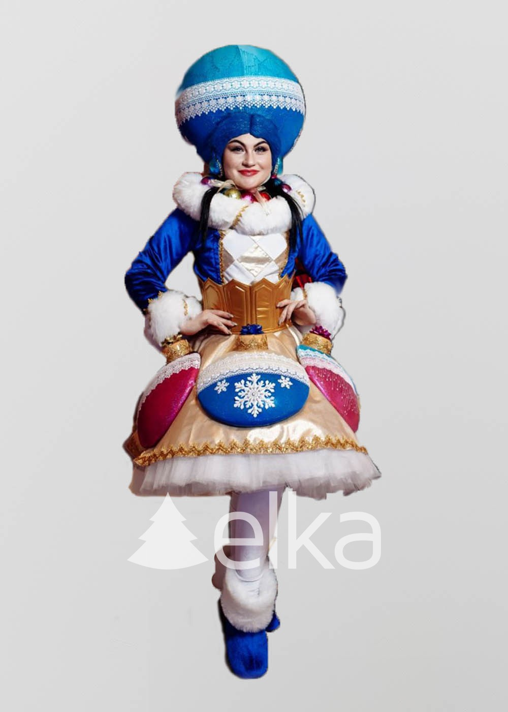 Ростовая кукла Новогодний шар