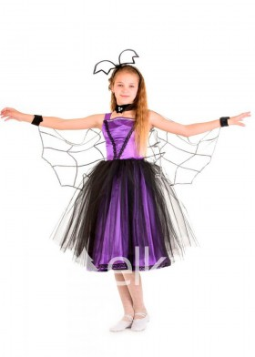 Костюм Летучая мышка для девочки