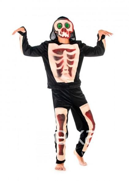 Костюм Скелет для мальчика